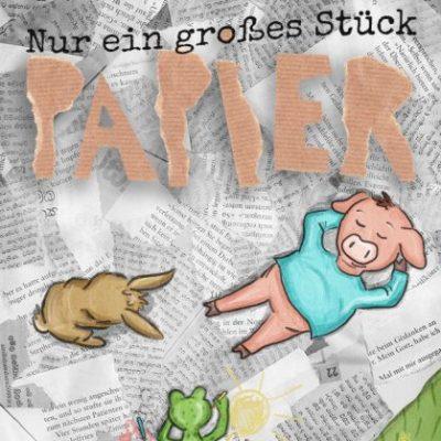 Steffi Abt-Seitzer Illustration Kinderbuch Papierflieger