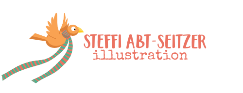 Steffi Abt-Seitzer Kinderbuch Illustration